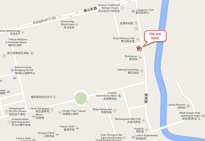 Speakeasy English Centre in Lijiang